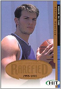 NBA 2001 SAGE HIT Rarefield Bronze - No R9