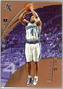 NBA 2001 / 02 E-X - No 70 - David Wesley