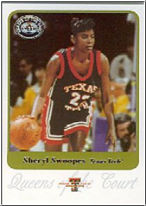 NBA 2001 Greats of the Game - No 83 - Sheryl Swoopes