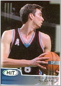 NBA 2002 SAGE HIT - No 46 - Pau Gasol