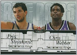 NBA 2003 / 04 Fleer Mystique Awe Pairs - No 16 of 20 AP