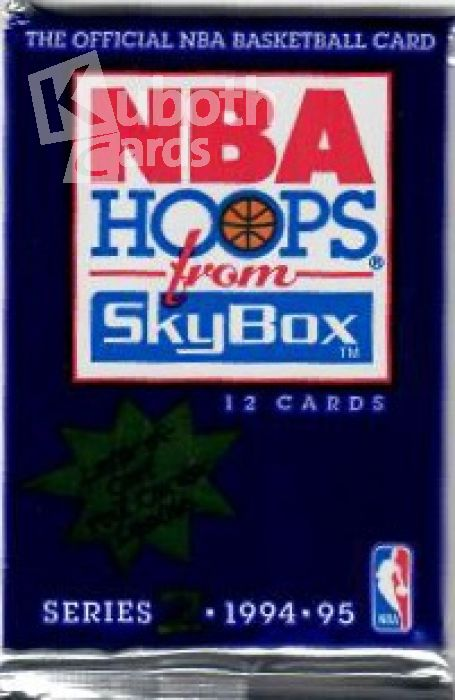 NBA 1994-95 Hoops Series 2