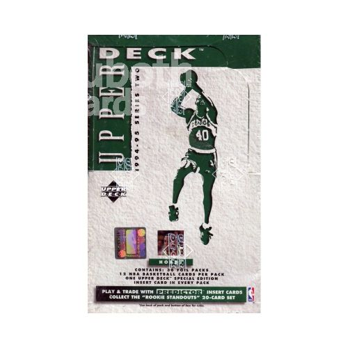 NBA 1994-95 Upper Deck Series 2 Retail