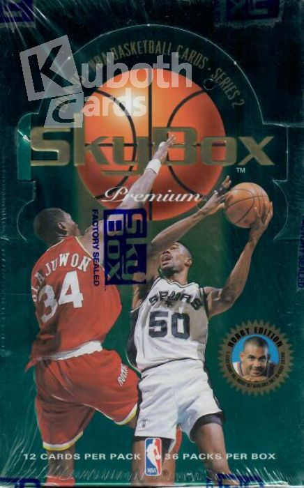 NBA 1994-95 Skybox Premium Series 2