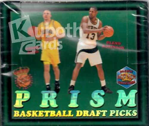 NBA 1994-95 Pacific Prism Hobby