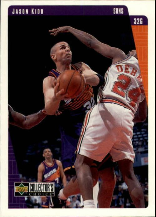 NBA 1997-98 Collector's Choice - No 110 - Jason Kidd
