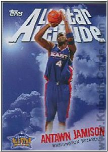 NBA 2005 / 06 Topps All-Star Altitude - No AS-AJ - A. Jamison