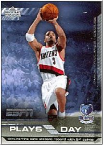 NBA 2005 / 06 Upper Deck ESPN Plays of the Days - No PD14