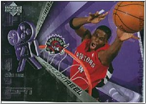NBA 2005 / 06 Upper Deck ESPN Highlight Real - No HR20