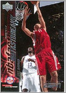 NBA 2005 / 06 Upper Deck ESPN NBA Fast Break - No FB9