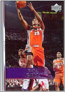 NBA 2007 / 08 Upper Deck - No 48 - Raja Bell