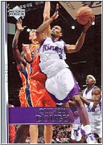 NBA 2007 / 08 Upper Deck - No 54 - Quincy Douby