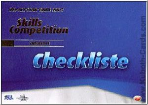 DEL 2007 / 08 CityPress Skills Competition - No SC06 - Checkliste