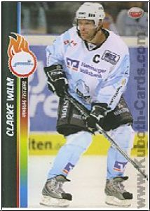 DEL 2008 / 09 CityPress Play & Trade - No 102 - Clarke Wilm