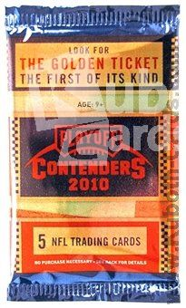 NFL 2010 Panini Playoff Contenders
