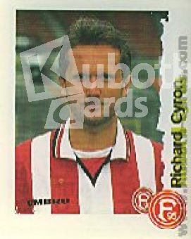 Fussball 1996 / 97 Bundesliga Panini - No 83 - Richard Cyron