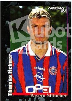 Fussball 1997 Panini - No 35 - Thomas Helmer
