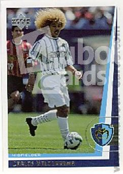 Fussball 1999 Upper Deck MLS Soccer - No 81 - Carlos Valderrama
