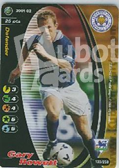 Fussball 2001 / 02 Wizards of the Coast - No 139/250 - Rowett