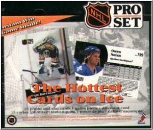 NHL 1991 / 92 ProSet Serie 1 USA Edition