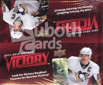 NHL 2011-12 Upper Deck Victory