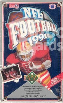NFL 1991 Upper Deck High