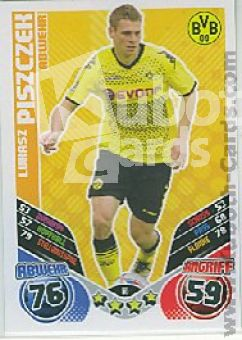 Fussball 2011 / 12 Topps Match Attax - No 60 - Lukasz Pisczczek