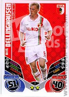 Fussball 2011 / 12 Topps Match Attax - No 2 - Axel Bellinghausen