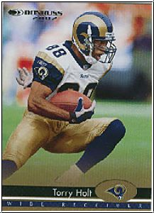 NFL 2002 Donruss - No 179 - Torry Holt