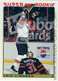 NHL 1993 / 94 Topps Premier - No 121 - Eric Lindros
