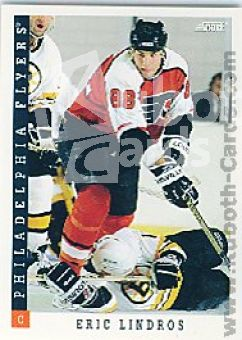 NHL 1993 / 94 Score - No 1 - Eric Lindros