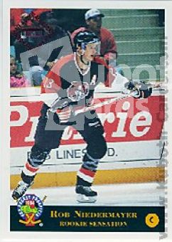 NHL 1994 Classic Pro Prospects - No 27 - Rob Niedermayer