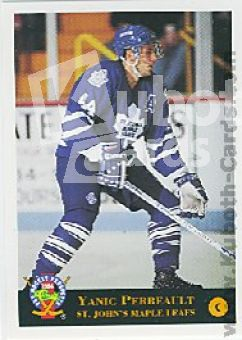 NHL 1994 Classic Pro Prospects - No 113 - Yanic Perreault