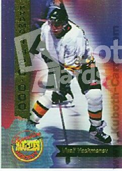 NHL 1995 Signature Rookies Promo Club - No 5 - V. Yachmenev