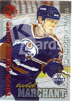 NHL 1995 Stadium Club Members Only - No 49 - Todd Marchant