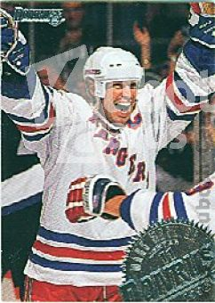NHL 1994 / 95 Donruss - No 9 - Mark Messier