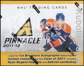 NHL 2011-12 Panini Pinnacle