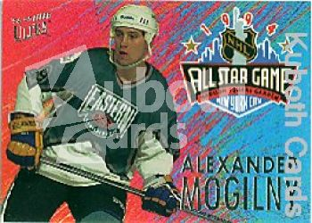 NHL 1994 / 95 Ultra All-Stars - No 5 of 10 - Alexander Mogilny