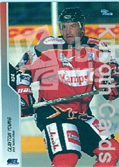 DEL 2003 / 04 CityPress - No 045 - Clayton Young
