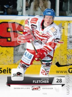 DEL 2011 / 12 CityPress - No 006 - Justin Fletcher