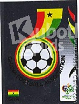 Kuboth Cards Fussball 2006 Panini Wm No 311 Wappen