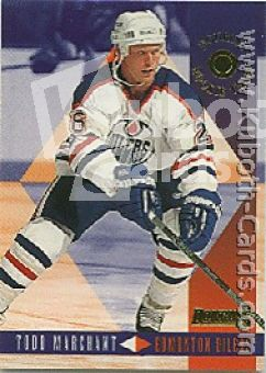 NHL 1995 / 96 Donruss Rookie Team - No 8 of 9