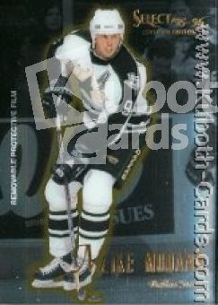 NHL 1995 / 96 Select Certified - No 17 - Mike Modano