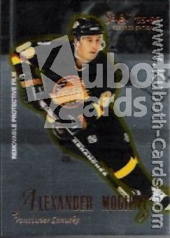 NHL 1995 / 96 Select Certified - No 43 - Alexander Mogilny