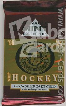NHL 1996 / 97 Pinnacle MINT Collection