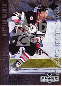 NHL 1996 / 97 Black Diamond - No 83 - Derek Plante