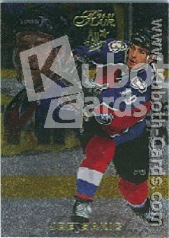 NHL 1996 / 97 Flair - No Sample - Joe Sakic