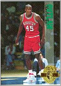 NBA 1993 Classic Four Sport - No 9 - Charles Outlaw