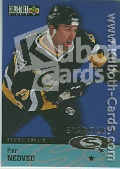 NHL 1997 / 98 Collector's Choice Star Quest - No SQ3