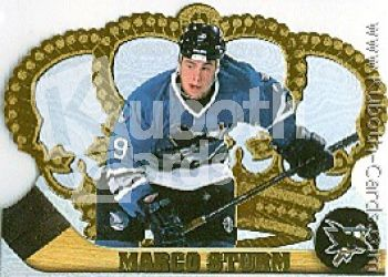 NHL 1997 / 98 Crown Royale - No 122 - Marco Sturm